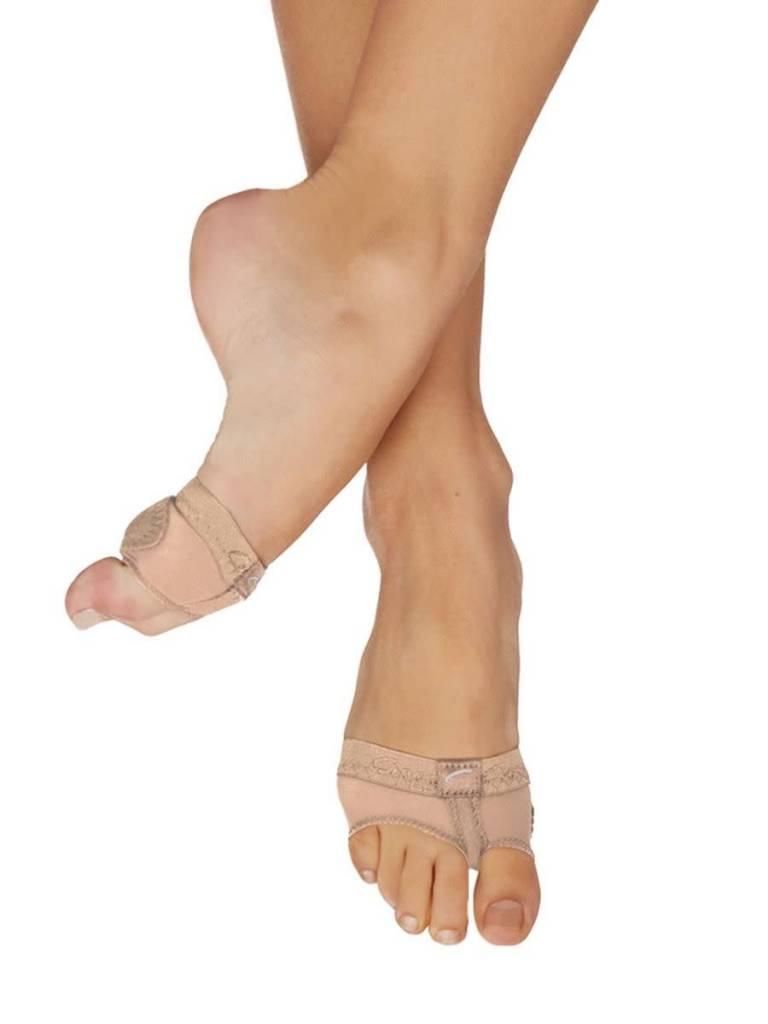 "Capezio Foot thong Capezio H07 ""Footundeez"""