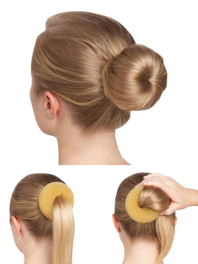 Bunhead Bun Builder Jr. Capezio BH483, 1 per package