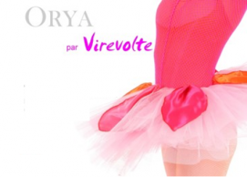 Orya par Virevolte - Dance and gymnastics shop in Laval and Terrebonne