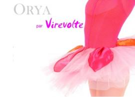 Orya par Virevolte - Boutique de danse et de gymnastique à Laval et Terrebonne