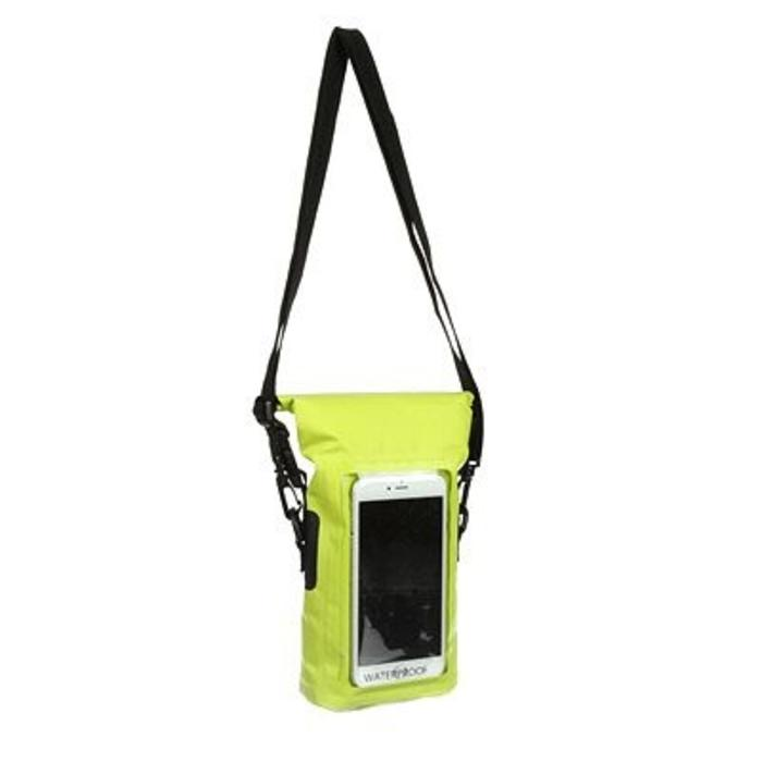 Gecko Waterproof Phone Tote