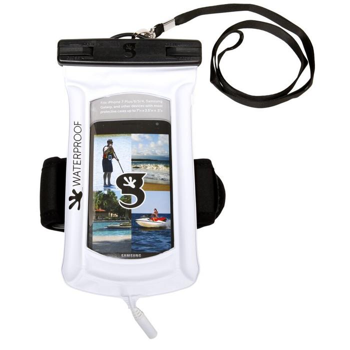 Gecko Float Phone w/arm band