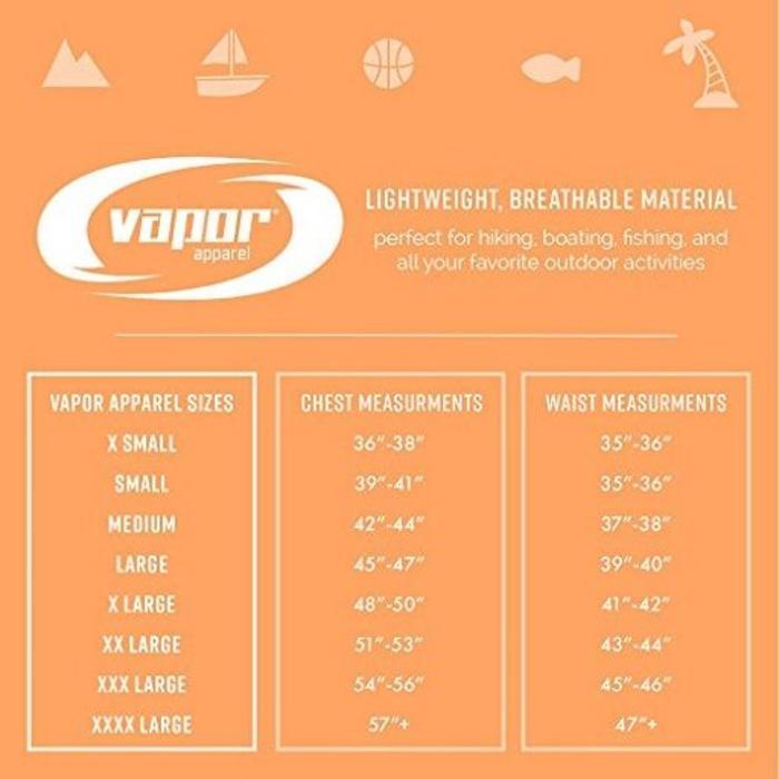 Vapor Men's Dry-Fit LS VI Flag
