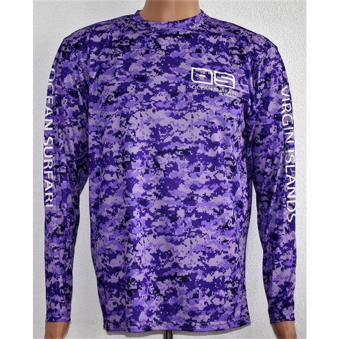 BAW CM26 Digi Camo OS Purple