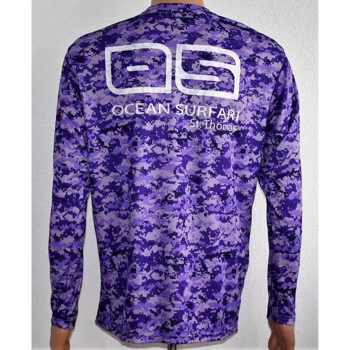 Digi Camo OS Purple