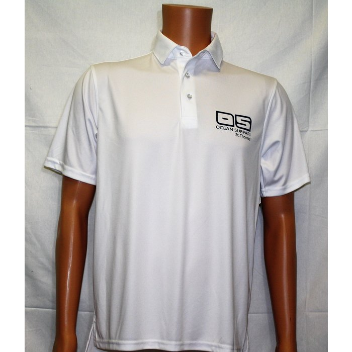 Vapor Men's Polo White