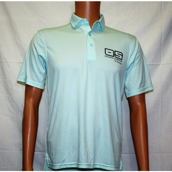 Vapor Men's Polo Seagrass