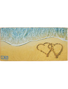 Ocean Surfari Sweethearts Towel