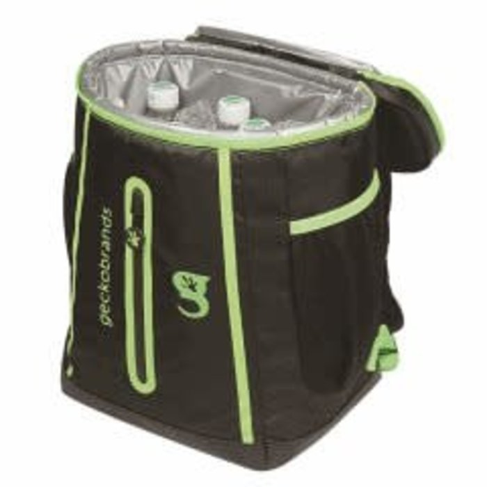 Gecko Backpack Cooler Black/Green