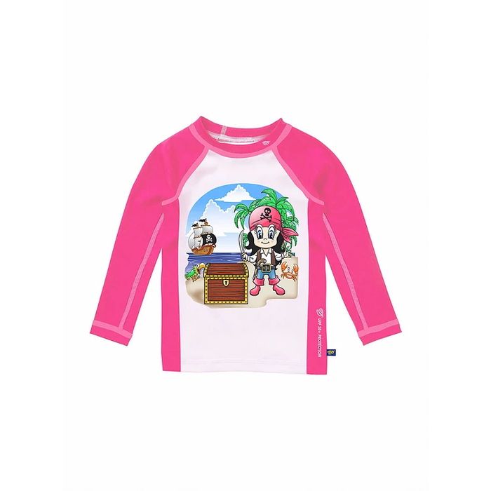 BB 406-12 Toddler Rash Guard