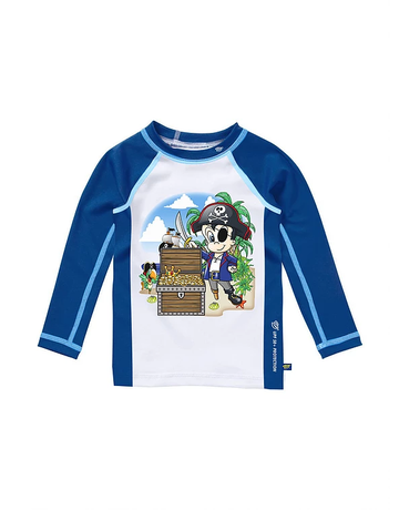 Ocean Surfari BB 406-14 Toddler Rash Guard