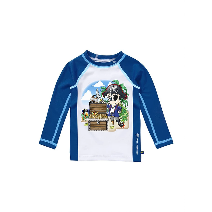 BB 406-14 Toddler Rash Guard