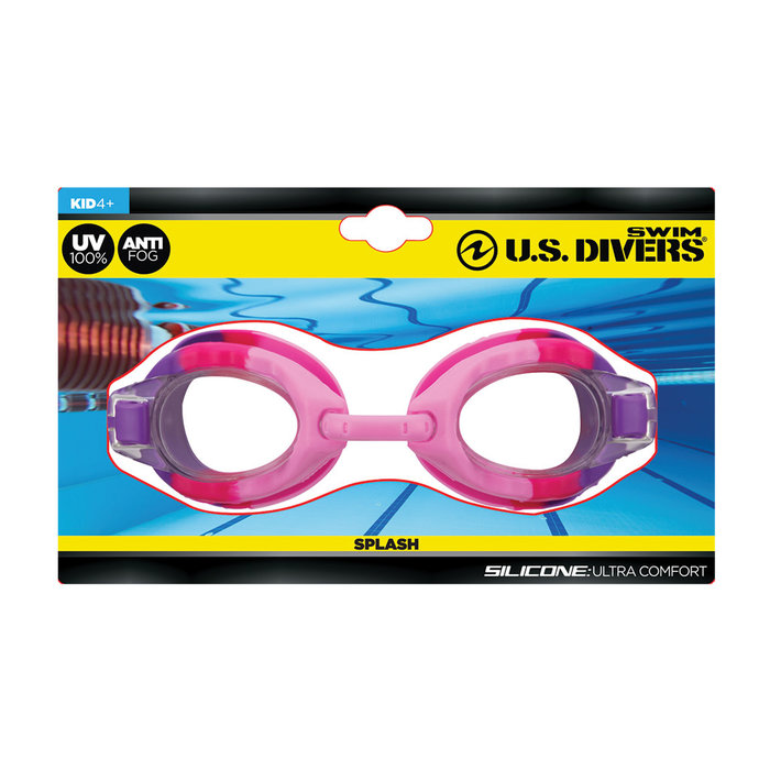 Kid's Goggles Pink