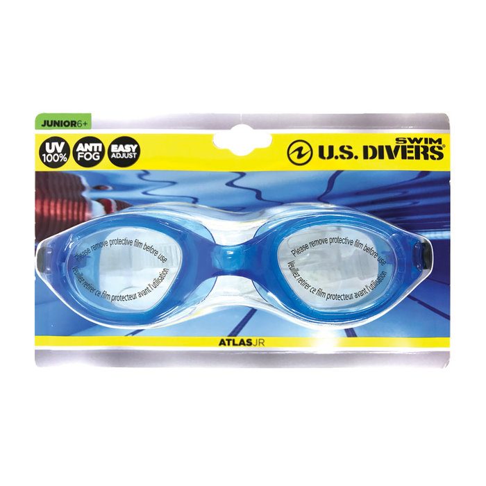 Kid's Goggles Blue