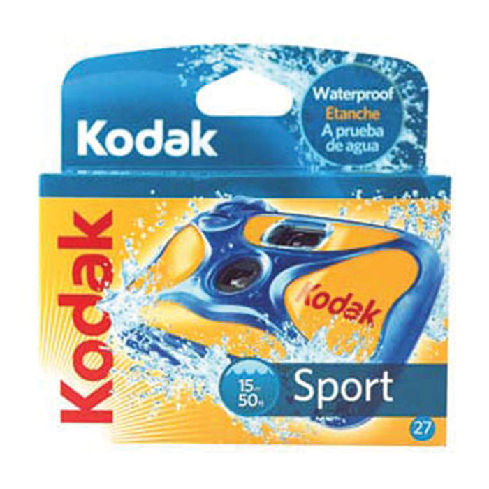 Kodak Sport WP Disposable Camera