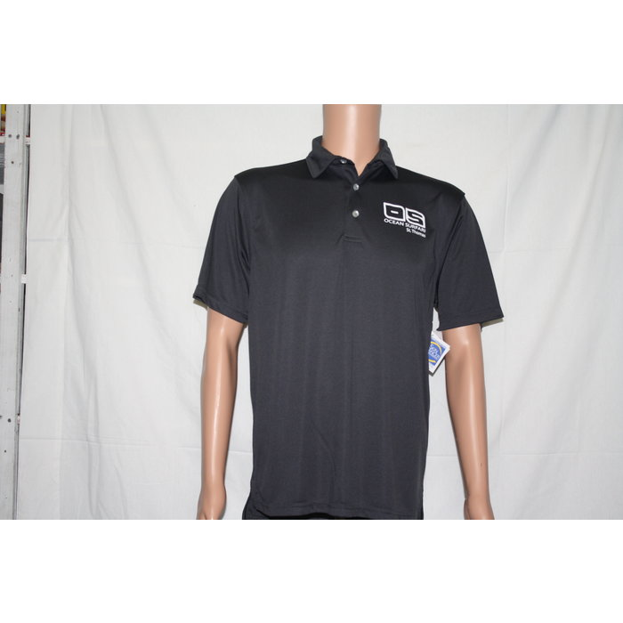 Vapor Men's Polo Carbon
