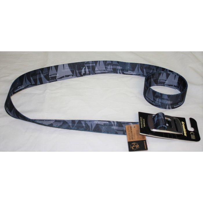 Croakie Belt Sail Navy SV