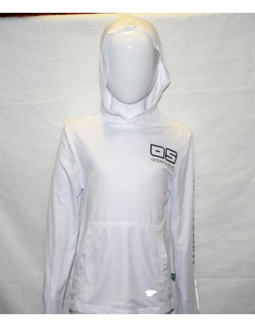 Ocean Surfari BB-325 YO White Hood