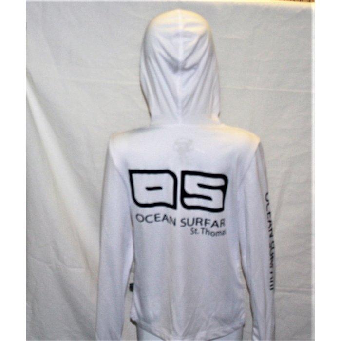BB-325 YO White Hood