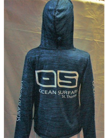 Ocean Surfari BB-325 YO SPC Navy Hood