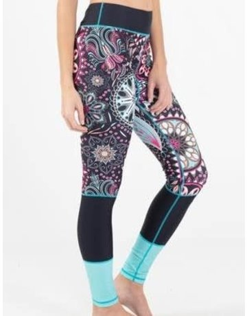 WL Leggings Paisley
