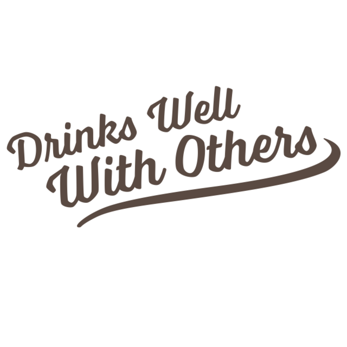 Drinks With Others Decal
