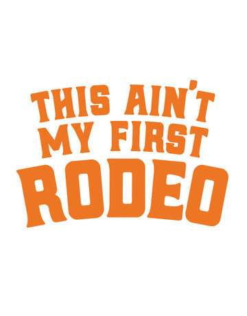 Sticker-Lishious First Rodeo Decal