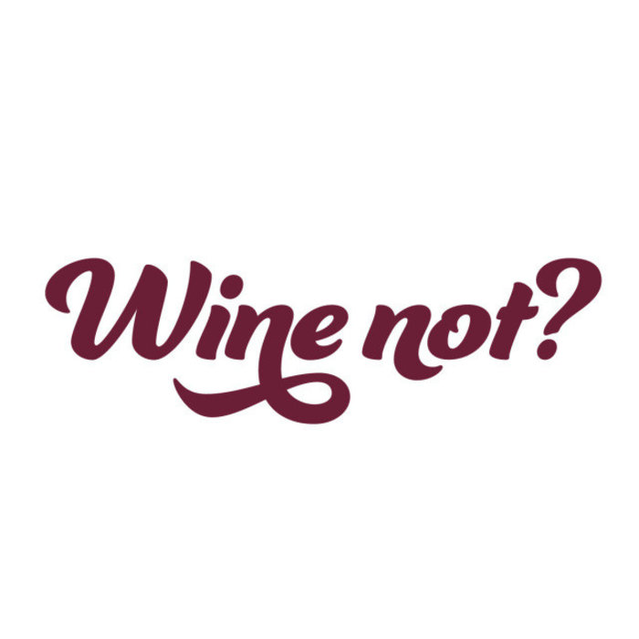 Wine not? Decal