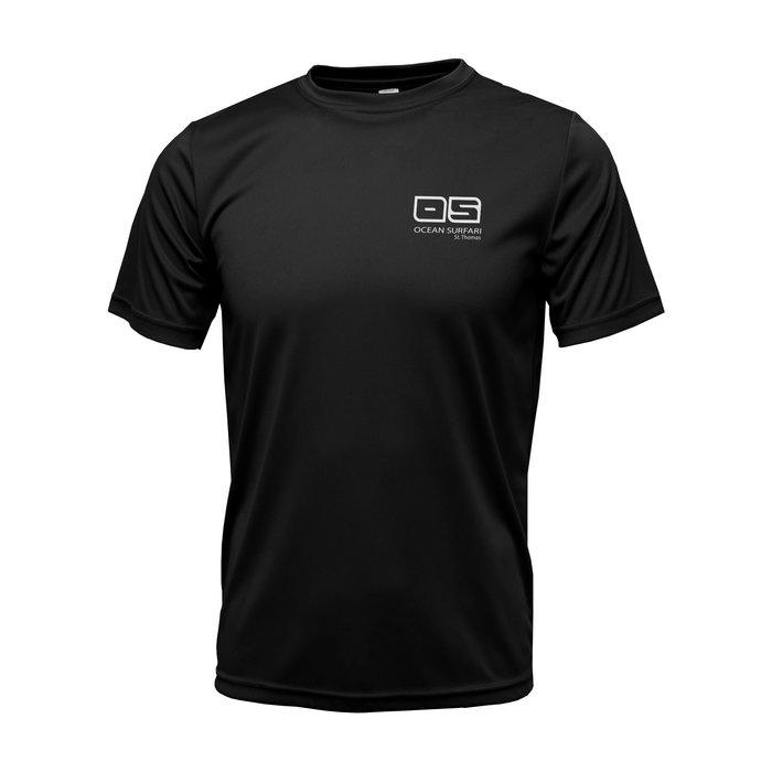OS SPF 50+ Performance Men's SS Black