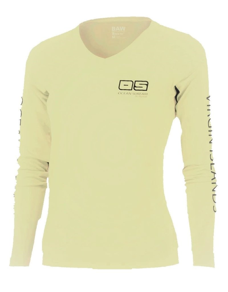 Ocean Surfari OS SPF 50+ Performance Lad LS Canary