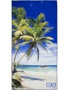 Ocean Surfari Serene Palms Towel