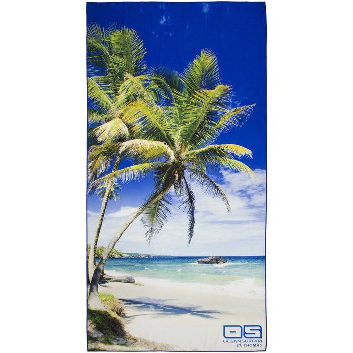 Serene Palms Towel