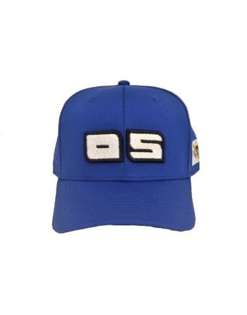 Ocean Surfari O/S Performance Hat Royal Blue