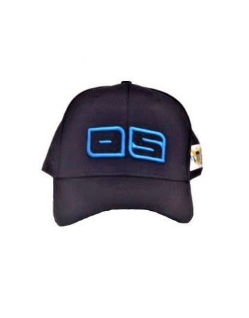Ocean Surfari O/S Performance Hat Black
