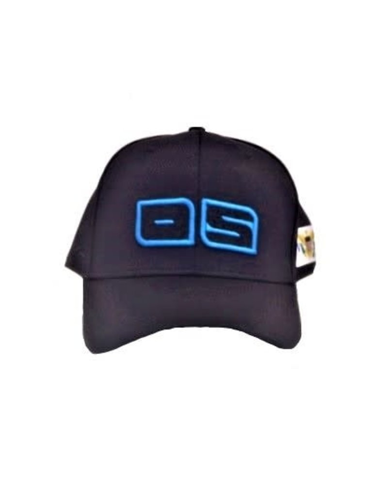 Ocean Surfari O/S Performance Hat Black