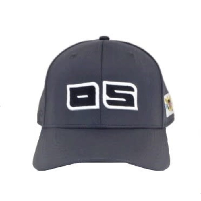 O/S Performance Hat Charcoal