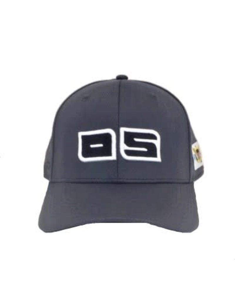 Ocean Surfari O/S Performance Hat Charcoal