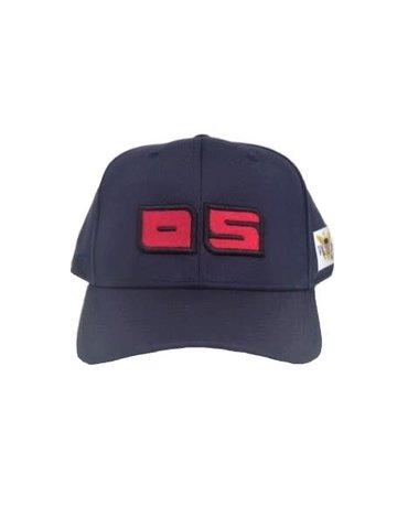 Ocean Surfari O/S Performance Hat Navy Blue