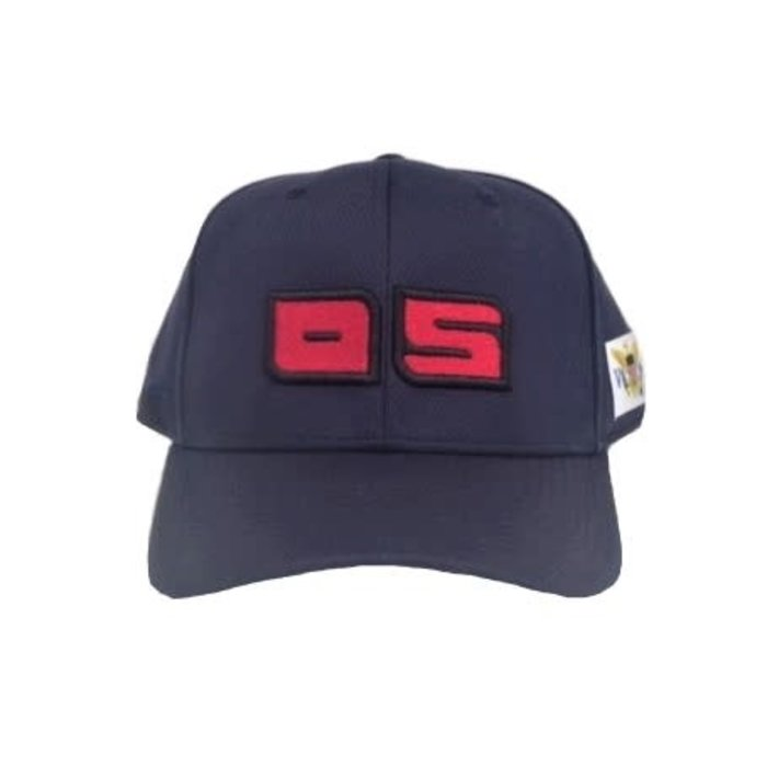 O/S Performance Hat Navy Blue
