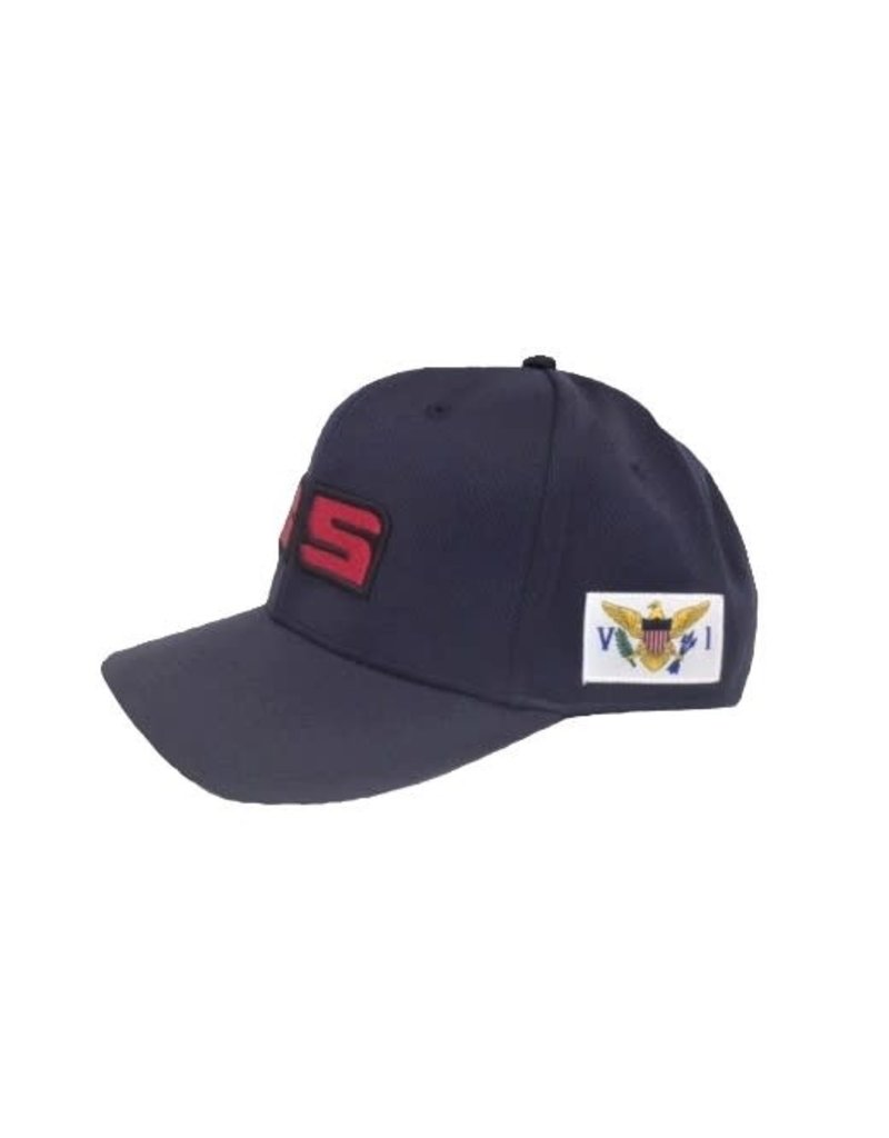 Ocean Surfari O/S Performance Hat Navy Blue
