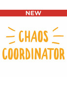 Sticker-Lishious Chaos Coordinator Decal