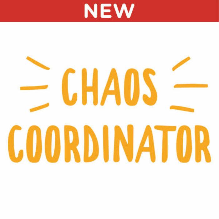 Chaos Coordinator Decal