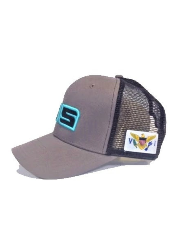 Ocean Surfari O/S Trucker Hat