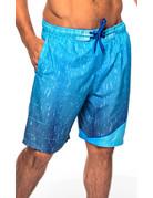 Ocean Surfari Men's Static Short Blue