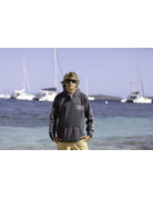 Ocean Surfari Burnout P/O Hoodie Charcoal