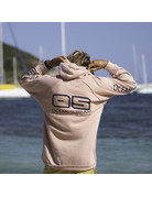 Ocean Surfari Burnout P/O Hoodie Mauve
