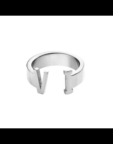Unisex VI Ring