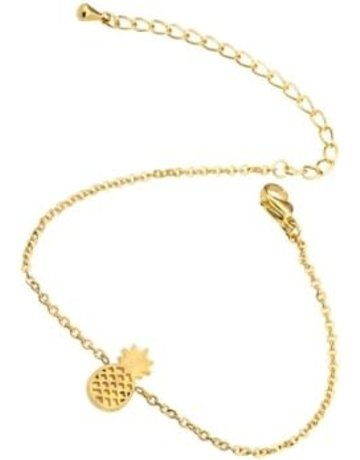 Pineapple Anklet GD