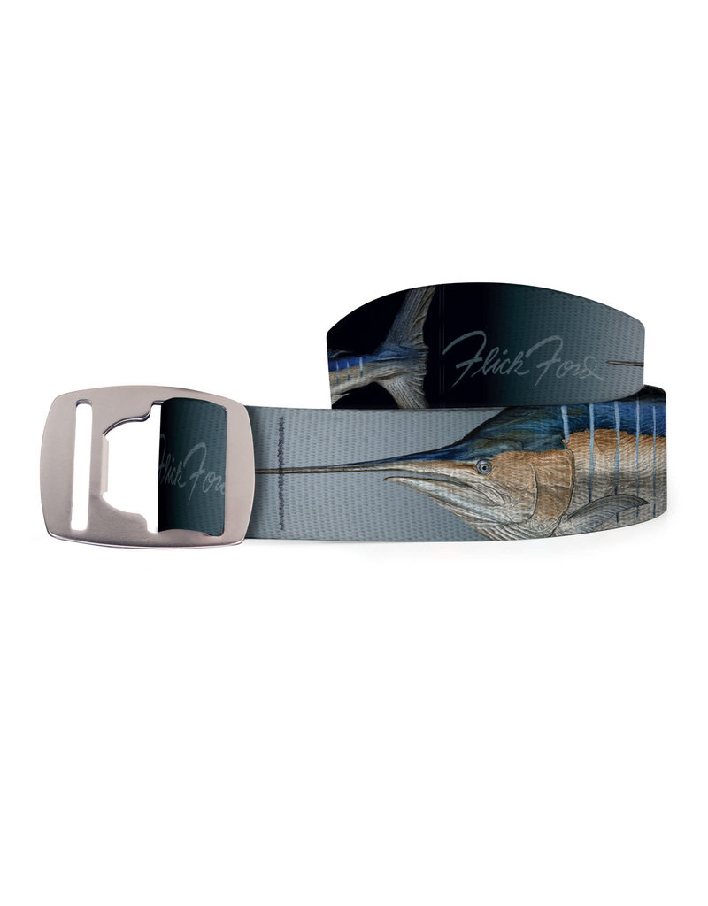 Croakie Belt Marlin Royal SV