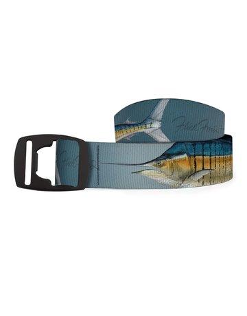 Croakie Belt Sailfish BK